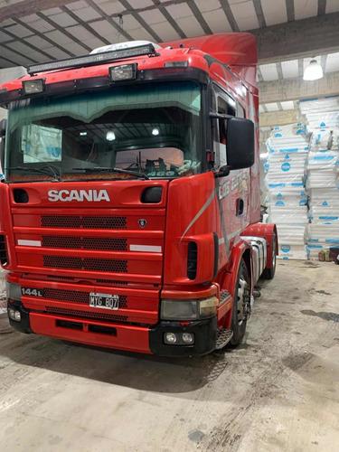Scania 460 V8 144 L