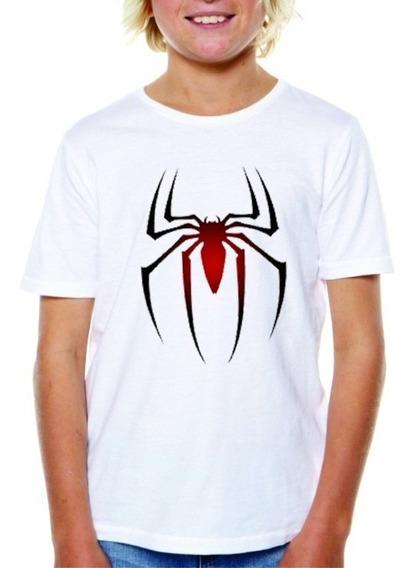 Playera, Spiderman, Araña, Marvel, Niño