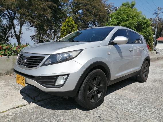 Kia Sportage Automatica