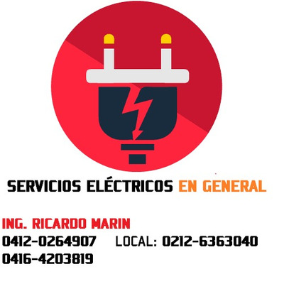 Tecnico Electricista General Domicilio Industrial Alto Voltj