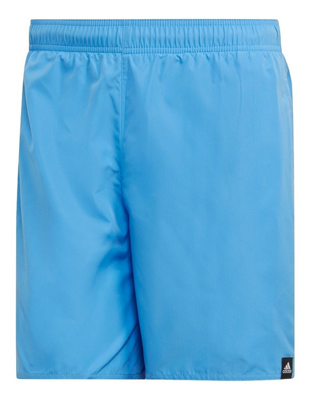 Short adidas Hombre Solid Dy6409 - Global Sports