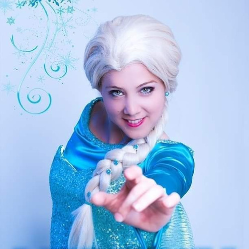 Imagen 1 de 10 de Show Frozen Animaciones Infantiles Granja De Zenon Princesas