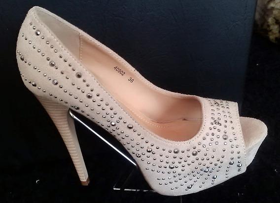 Sapatos Meia Pata Mooncity Conferir Tamanho