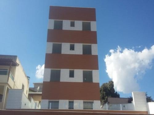 Imagem 1 de 27 de Cobertura Duplex À Venda, 2 Quartos, 2 Vagas, Céu Azul - Belo Horizonte/mg - 1049
