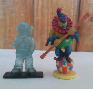 Lote X2 Figuras Yu Gi Oh Mattel Los Germanes
