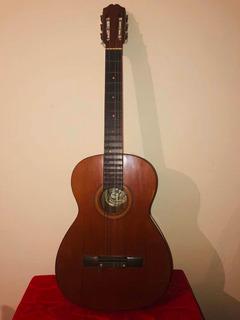 Guitarra Acústica Española Clásica Vicente Tatay Tomas