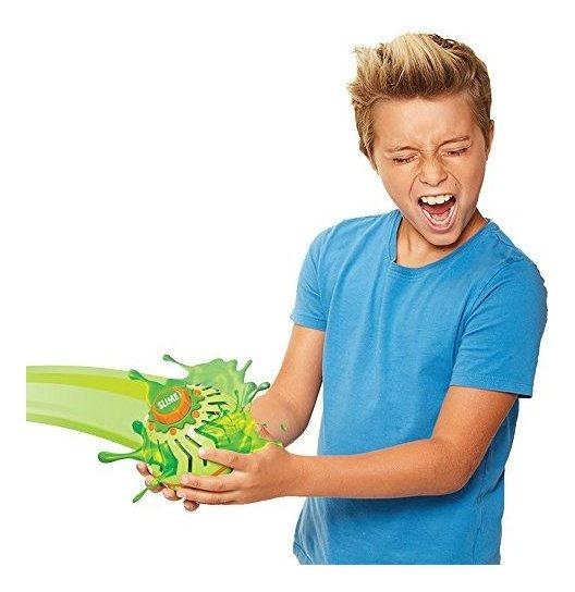 Nickelodeon Slime Asd Automã¡tico Drencher Juego Al Aire L