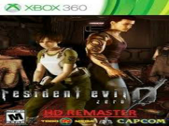 Resident Evil 0 Xbox 360 Midia Digital