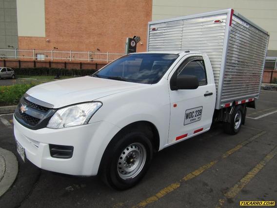 Chevrolet Luv D-max Furgon Full Equipo