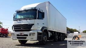 Caminhão Mercedes-benz Mb 2533 Baú 2010