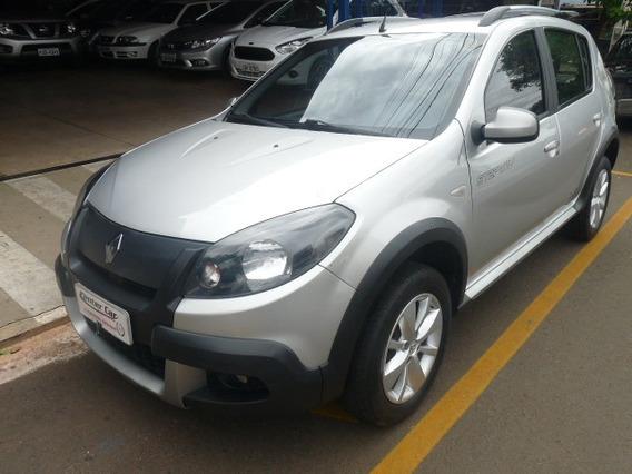 Renault Sandero Stepway 1.6 16v Hi-flex Aut. 5p Única Dona