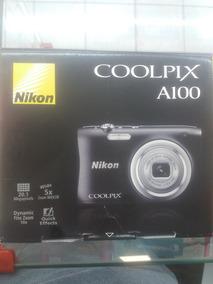 Camera Digital Compacta Nikon Coolpix Nikon A100