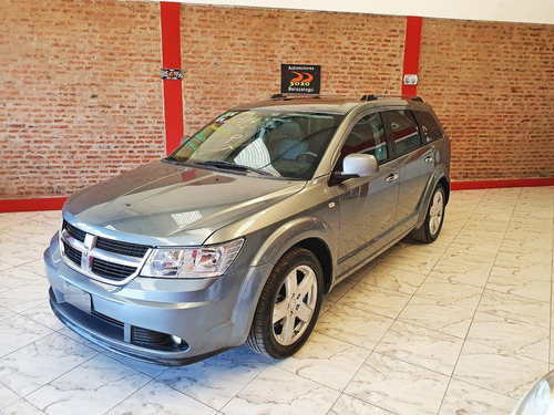 Dodge Journey 2.7 Rt 7 Asientos Dvd Techo Cuero 2011