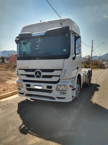 Imagem 1 de 15 de Mercedes-benz  Actros 2546 6x2