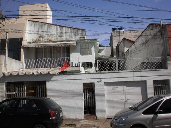 Casa Comercial Ótima Localização, Vl Oliveira, 425m² Terreno - Ml12276