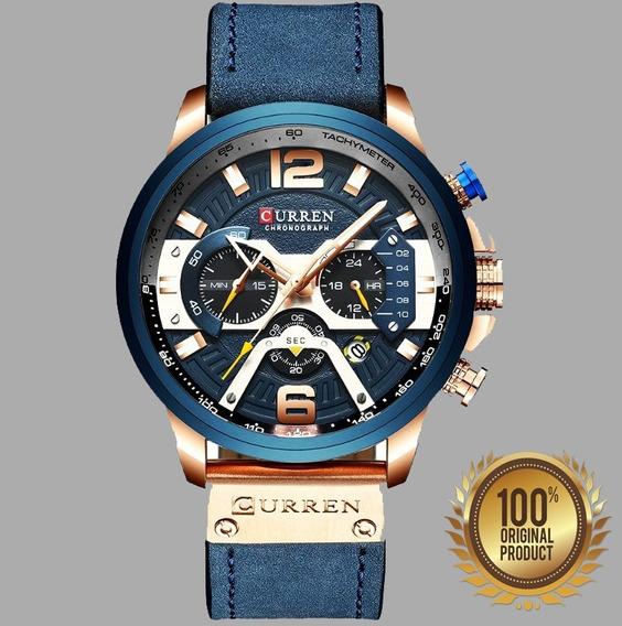 Relógio Curren Esportivo 8329