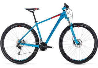 Bicicleta Cube Aim Sl R29 27v Deore + Bloq. Remoto + F. Hidr