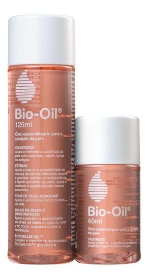 Kit Bio-oil Regenerador (2 Produtos) Blz