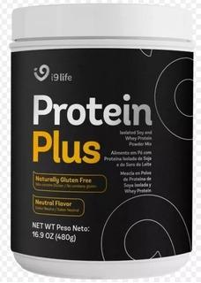 Proteína Isolada De Soja E Soro De Leite - Whey Protein 480g