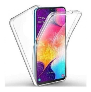 Capa Case 360º Silicone E Acrílico Samsung M20 E M30