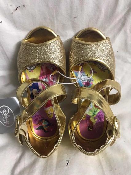 Zapatos Princesa Bella Talle 24