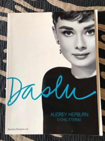 Revista Daslu N 1 Audrey Hepburn Gisele B Almodóvar Leticia