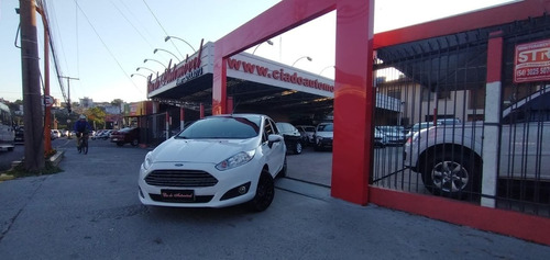 Ford New Fiesta Titanium