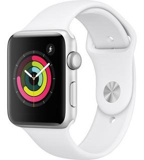 Apple Watch Series 3 Sport Preto 42mm Nfe