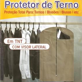 Kit Com 20 Capas Para Ternos, Jaquetas Com Zíper - 100% Tnt