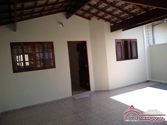 Casa Semi Nova No Villa Branca Jacareí - Sp - 6482