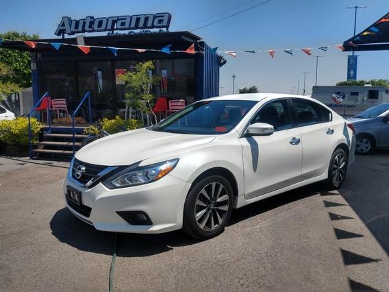 Altima Nissan 2017 Blanco Sense 2.5 L Aut