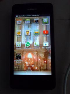Telefono Huawei Y300 Telcel