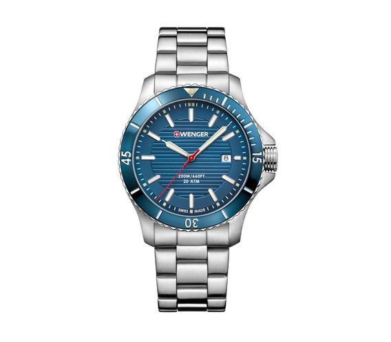 Relógio Wenger Seaforce Azul 01.0641.120