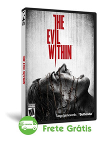 The Evil Within Pc The Complete Edition Mídia Física + 4 Dlc