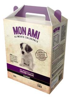 Alimento Natural Mon Ami Cachorros Pequeños Y Medianos 1,4kg