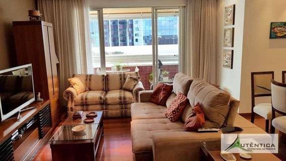 Apartamento Com 4 Dormitórios À Venda, 140 M² Por R$ 1.150.000,00 - Serra - Belo Horizonte/mg - Ap1527