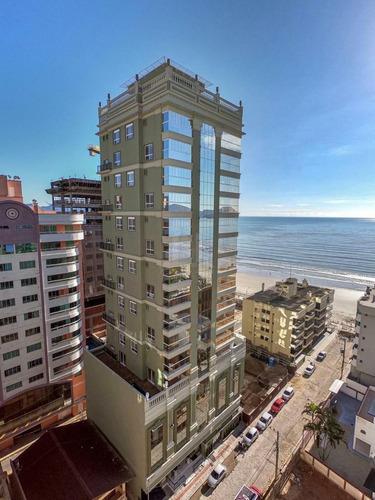 Imagem 1 de 15 de Apartamento 4 Suítes Duplex Alto Padrão Itapema Sc - 00033