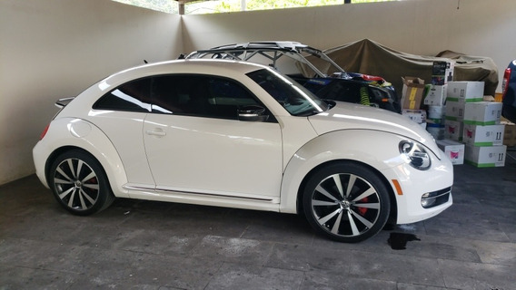 Volkswagen Beetle 2.0 Turbo Dsg Qc At 2012
