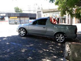 Chevrolet Corsa Pick-up 1.6 St 2p 2002 Completa A Mais Linda