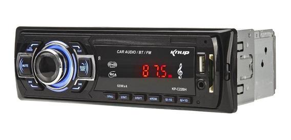 Som automotivo Knup KP-C22BH