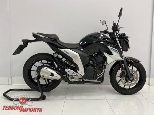 Imagem 1 de 9 de Yamaha Fz25 Fazer Abs 2020 Preta