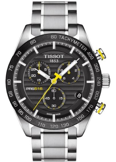 Relógio Tissot Prs 516 T100.417.11.051.00 Novo Modelo