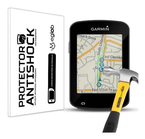 Lamina Protector Pantalla Anti-shock Gps Garmin Egde 820