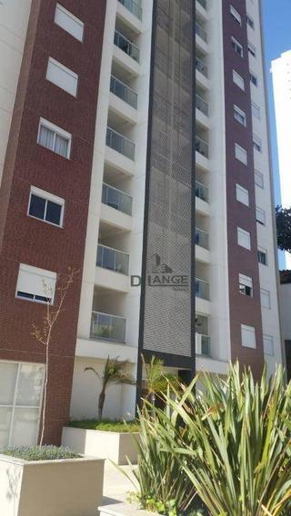 Apartamento Residencial À Venda, Mansões Santo Antônio, Campinas. - Ap16548