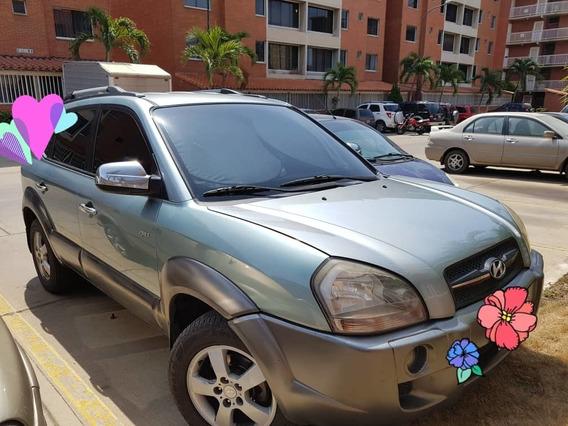 Hyundai Tucson Automática 4x4 Gls 4.500