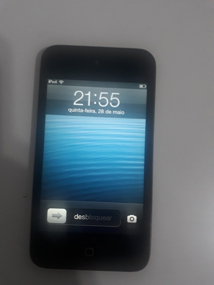 iPod Touch Apple - Mc544ll/a - 32 Gb + Caixa De Som
