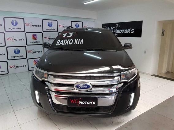 Ford Edge Limited Awd 2013 Baixo Km