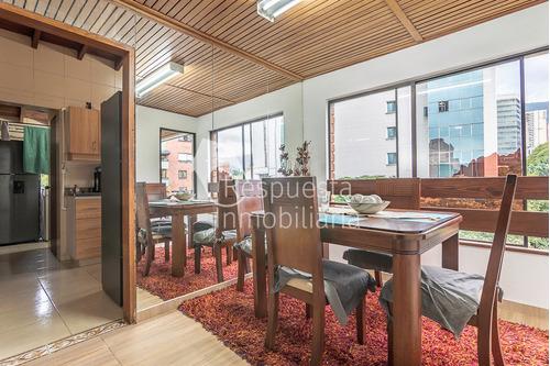 Imagen 1 de 14 de Venta De Apartamento En El Poblado Oviedo Milla De Oro Medellin