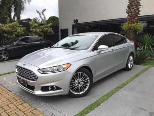 Ford Fusion Titanium Fwd