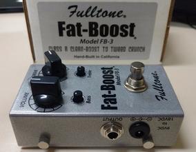 Pedal Fat-boost Fulltone Fb-3